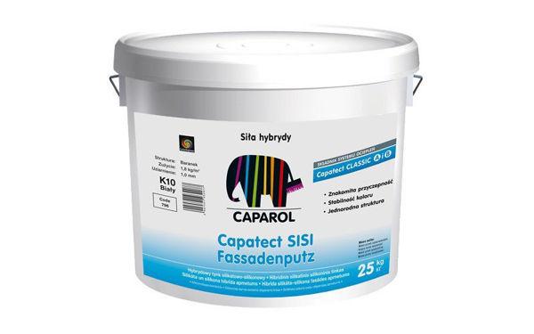 Obrazek CAPAROL Tynk SI-SI CAPATECT FassadenPutz K15/25KG