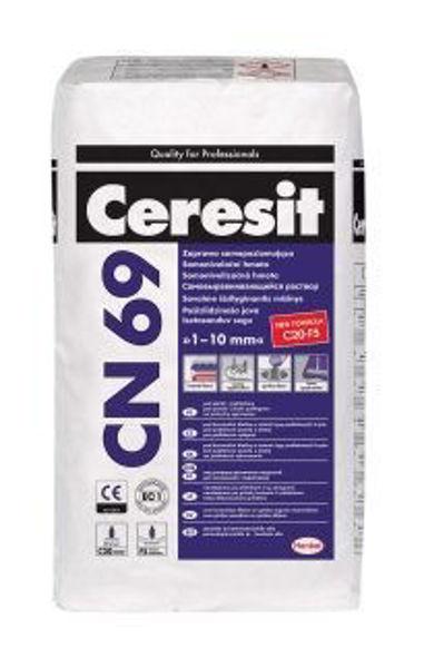 Obrazek CERESIT CN69 25KG WYLEWKA 1-10mm
