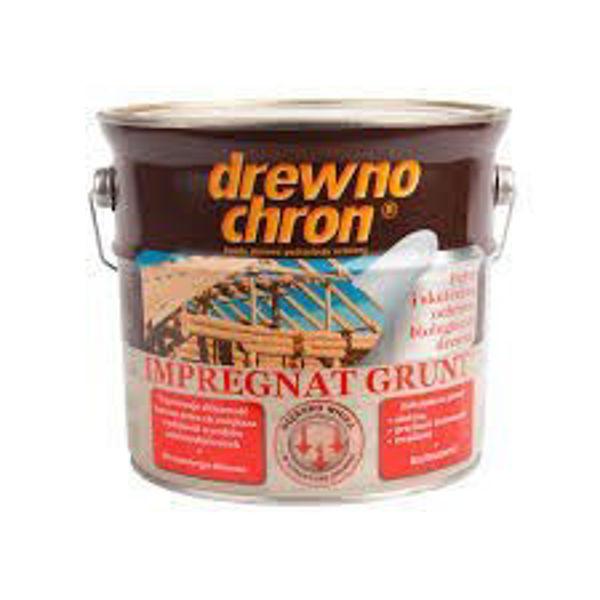Obrazek Drewnochron BEZBARWNY 4,5L GRUNT
