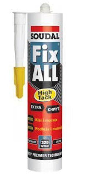 Obrazek FIX-ALL /HIGH TACK/ KLEJ-USZCZEL.290ML