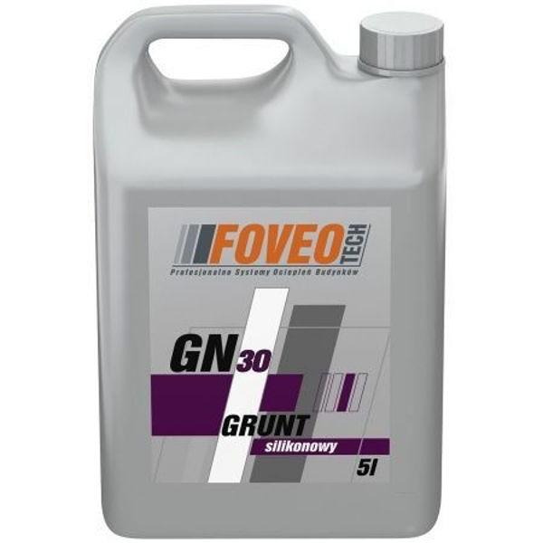 Obrazek Foveo GN30 Grunt Silikonowy 5L