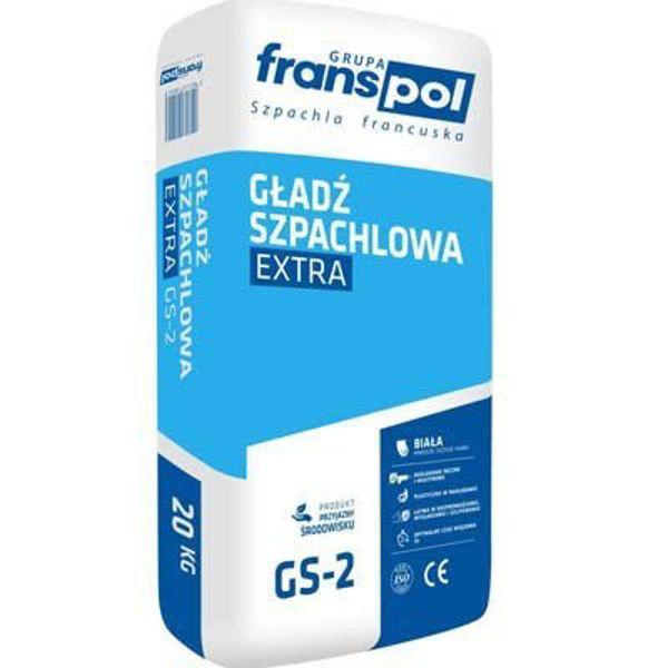 Obrazek FRANSPOL GŁADŹ SZP. Extra 20KG /NIEB./GS-2