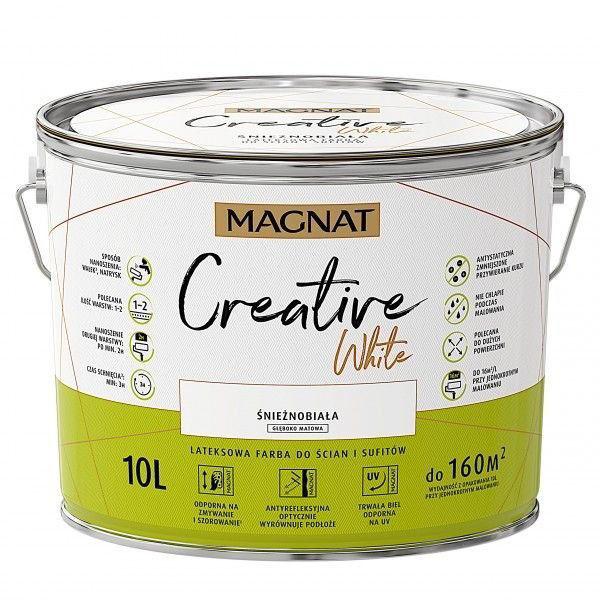 Obrazek MAGNAT CREATIVE WHITE 10 L