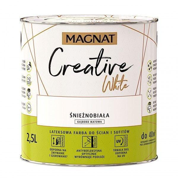 Obrazek MAGNAT CREATIVE WHITE 2,5 L