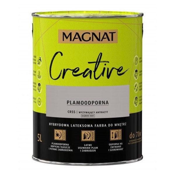 Obrazek MAGNAT CREATIVE wszystkie kolory 5l