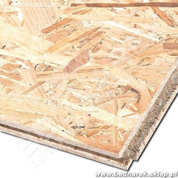 Obrazek PŁYTA OSB 3 -22- 2,5x1,25=3,125m2 PIÓR.WPUST