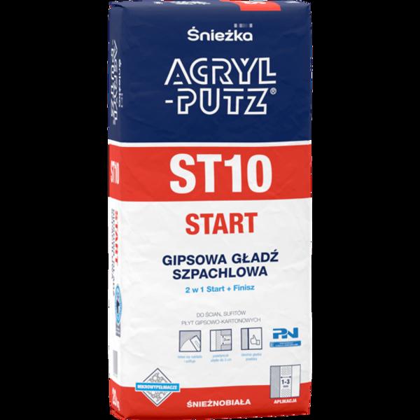 Obrazek ACRYL-PUTZ ST10 START 2,5kg