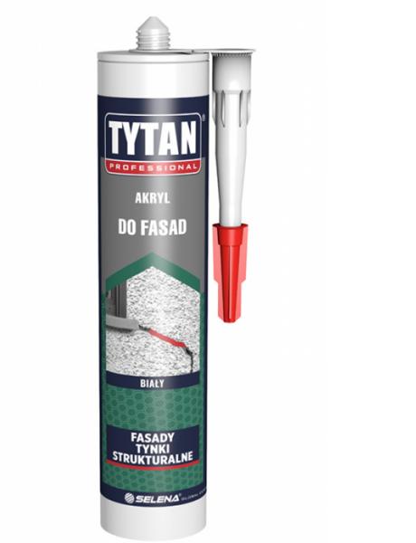 Obrazek Tytan akryl do fasad 280ml