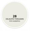 Obrazek Dekoral Akrylit W Delikatny Pergamin 2,5l