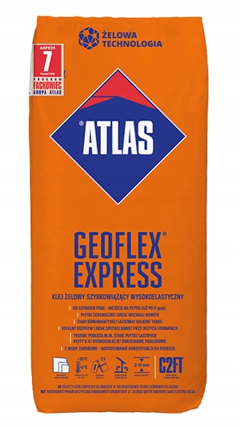 Obrazek Atlas Geoflex Express 25 kg